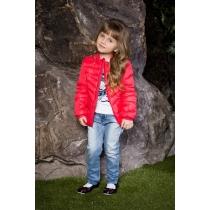 Куртка текстильная для девочек 714067