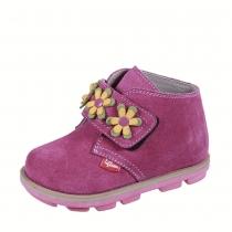 Ботинки малодетские для девочки, розовые 18B F-5310/160-19