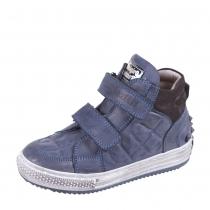 Ботинки дошкольные для мальчика, темно-синие 18P L-5804/030-04