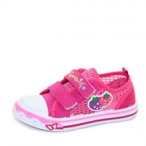 Кеды для девочки, ярко-розовые WB-4033-3 pink