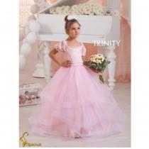 Детское платье для девочки TRINITY bride  RP TG0057 TR03057_pink