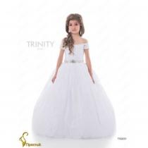 Детское платье для девочки TRINITY bride  RP TG0231 TR0302Q_white