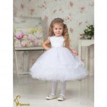 Платье детское Veronicaiko VG0008 (FG0479) NM03009_white