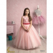 Платье детское Veronicaiko VG0014 (FG0486) NM0300G_corall