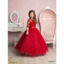 Платье детское Veronicaiko VG0016 (FG0488) NM0300I_red
