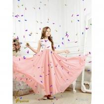 Платье детское Veronicaiko VG0065 NM03019_peach