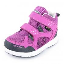 Кроссовки для девочки, фиолетовые 3-44305-00601