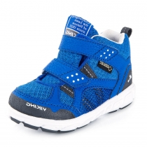 Кроссовки для мальчика, синие 3-44305-03401