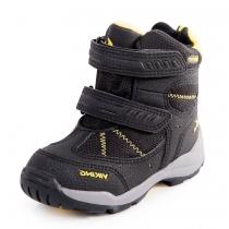 Зимние ботинки для мальчика, черные (GORE-TEX) 3-83000-00203