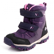 Зимние ботинки для девочки, фиолетовые (GORE-TEX) 3-83150-01621