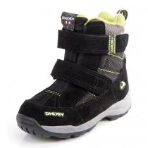 Зимние ботинки для мальчика, черные (GORE-TEX) 3-84320-00288
