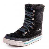 Зимние ботинки для мальчика, черные (GORE-TEX) 3-84550-00002
