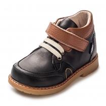 Ботинки для мальчика, синие 200-1