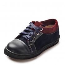 Ботинки унисекс, темно-синие 1908-2