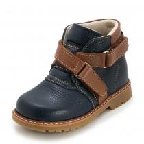 Ботинки для мальчика, синие 551-10