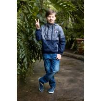 Брюки джинсовые для мальчиков 717075