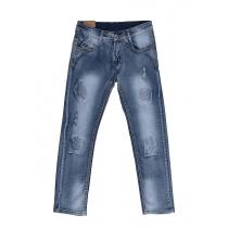 Брюки джинсовые для мальчиков 717078
