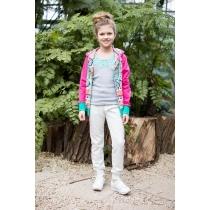Спортивный трикотажный костюм для девочек 718022