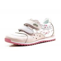Спортивные ботинки для девочки, розовые 1705-3