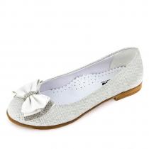 Детские туфли для девочки, бежевые 913.N.229_bg