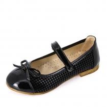 Туфли для девочки, черные 936.R.184_blk