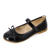 Детские туфли для девочки, черные 913.R.185_blk