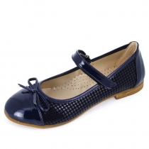 Детские туфли для девочки, синие 913.R.185_blue