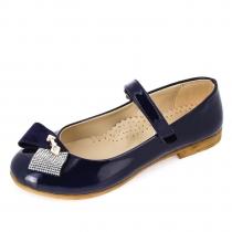 Туфли для девочки, синие 913.R.189_blue