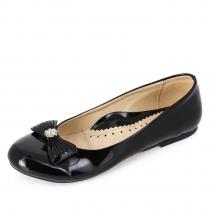 Туфли для девочки, черные 913.R.213_blk