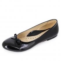 Туфли для девочки, черные 913.R.217_blk