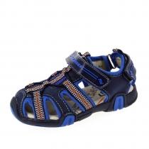 Сандалии для мальчика, синие A-T64-01-2