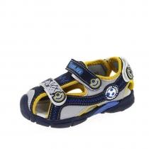 Сандалии для мальчика, синие A-T66-35-2