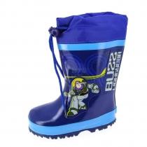Резиновые сапоги для мальчика, синие A-B56-05