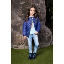 Куртка текстильная для девочек 714140