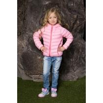 Куртка текстильная для девочек 714300