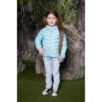 Куртка текстильная для девочек 714302