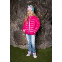Куртка текстильная для девочек 714303