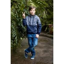 Ветровка текстильная для мальчиков 717001