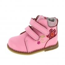Ботинки для девочки, розовые A-T62-78-D