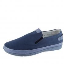 Туфли для мальчика, синие A-T63-61-A