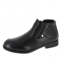 Ботинки для мальчика, черные A-T66-10-A