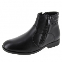 Ботинки для мальчика, черные A-T66-12-A