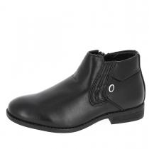 Ботинки для мальчика, черные A-T66-11-A