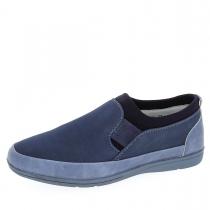 Туфли для мальчика, синие A-T63-63-A
