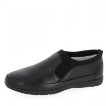 Туфли для мальчика, черные A-T63-63-B
